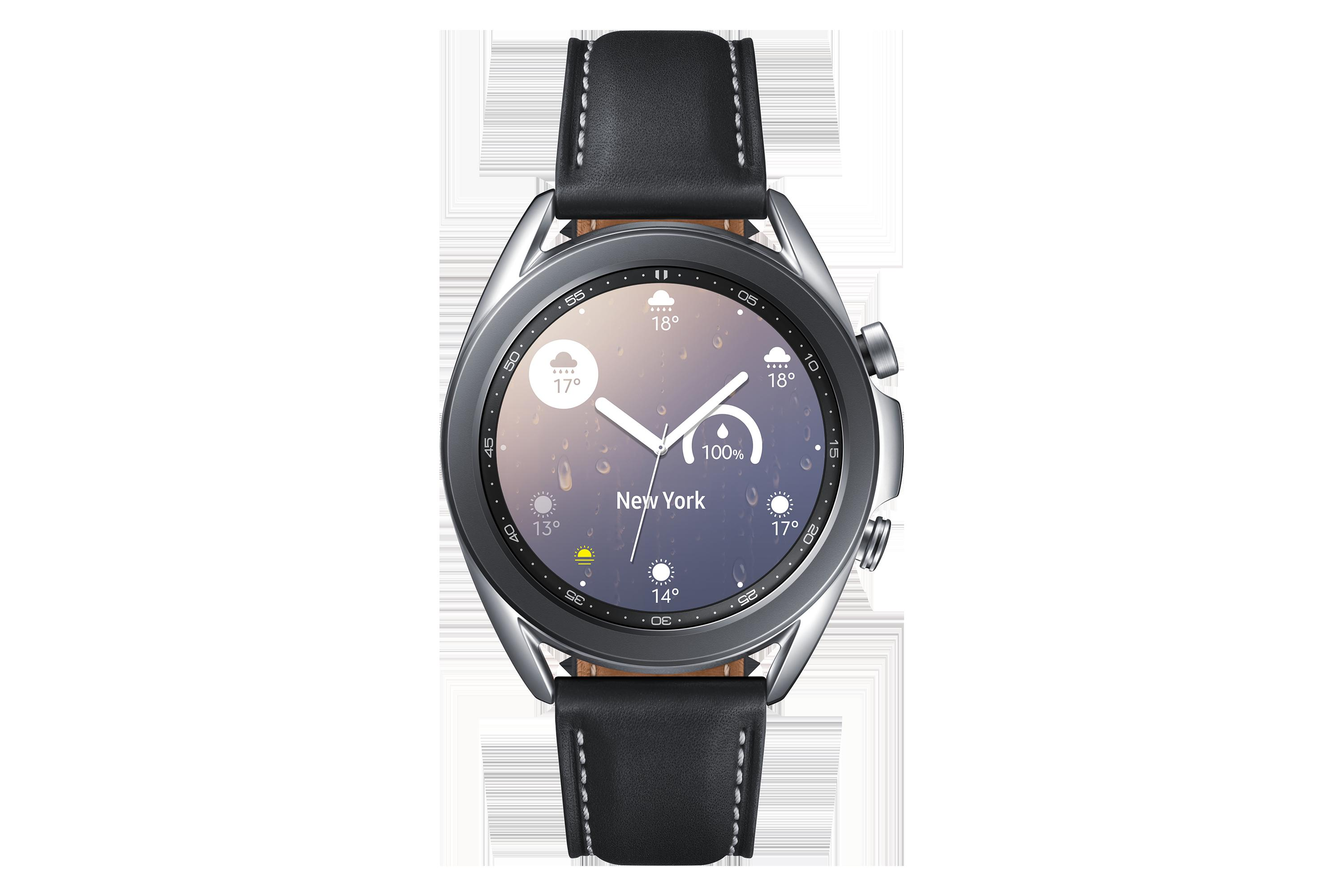 SMARTWATCH SAMSUNG GALAXY WATCH 3 41MM SILVER