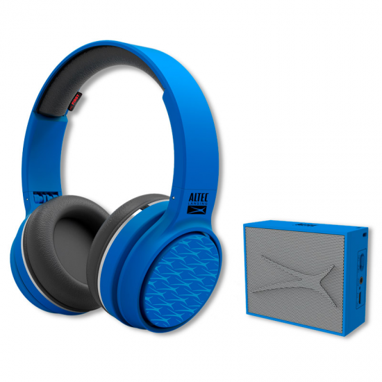 PACK ALTEC LANSING PLAY & PARTY AZUL