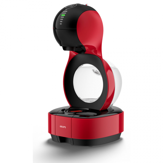 CAFET. KRUPS KP130510 DOLCE GUSTO LUMIO ROJA