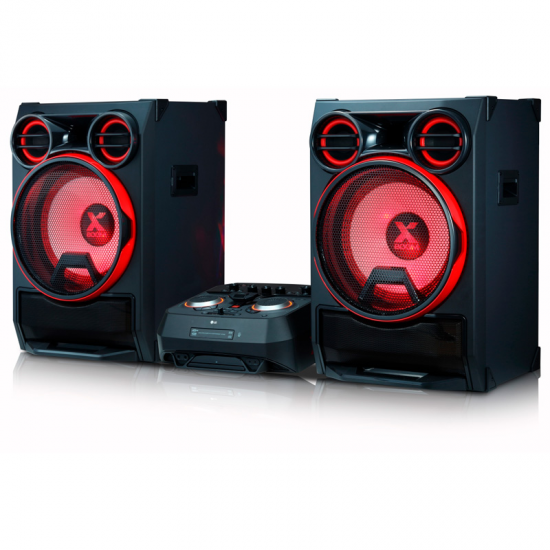 CADENA LG CK99 5000W CD BLUETOOTH KARAOKE