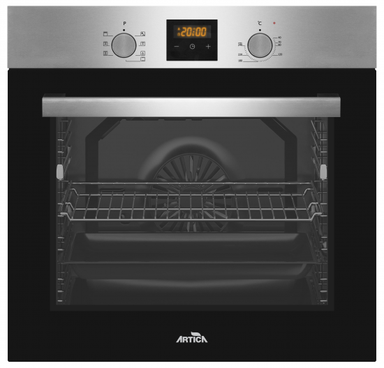 HORNO ARTICA AHB8208X MF 80L GT DISPLAY ME